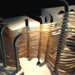 עבודות סטודנטים בחיתוך לייזר CNC