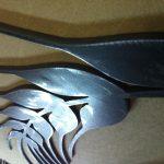 חיתוך מתכת בלייזר