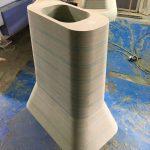 מודל ליציקת בטון