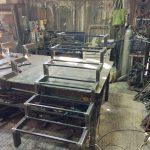 ייצור מדרגות בחיתוך לייזר