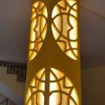 גופי תאורה בעיצוב משרבייה