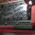 מכונת חיתוך לייזר למשרבייה